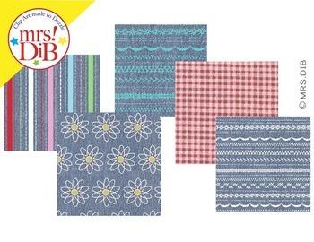CLIP Art - Embroidery & Fabric Notions ORIGINAL DESIGNS & ARTWORK