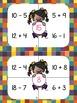 CLIP CARDS - ADDIZIONI E SOTTRAZIONI ENTRO IL 20
