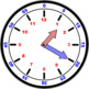 Clip Art - 144 Different Clocks to Teach Time