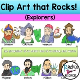 EXPLORERS- CLIPART THAT ROCKS!