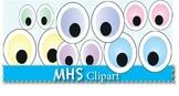 Clipart- Eyes