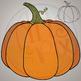 "CLIPART - ""Fall Autumn"" Clipart set Bundle - Fall - Pumpkins"