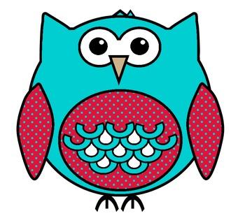 CLIPART - OWLS!!! By EdenEve
