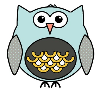 CLIPART - OWLS!!! By EdenEve