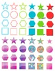 CLIPART SHAPES