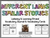 CLKA 1st Grade Listening and Learning Domain 3 Vocabulary Journal