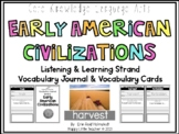 CLKA 1st Grade Listening and Learning Domain 5 Vocabulary Journal