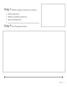CLOSE Problem Solving Graphic Organizer