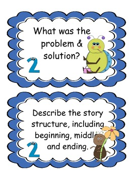CLOSE READ Level 2 text dependent questions- Common Core