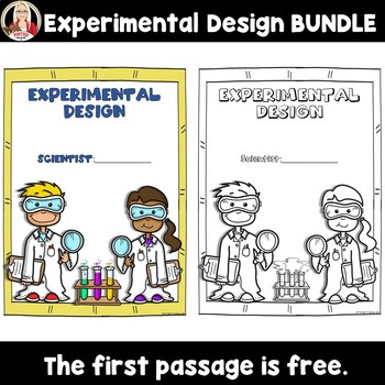 Science Process: Experimental Design