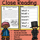 2nd Grade Reading Comprehension Passages and Questions BLA