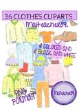 CLOTHES CLIPATS