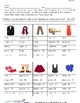 CLOTHING AND SHOPPING ACTIVITIES, VERBS (ITALIAN)