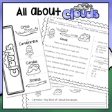 CLOUD TYPES AND FORMATIONS UNIT INSPIRED BY CLOUDY WITH A CHANCE OF MEATBALLS