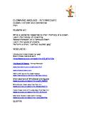 CLOWNING AROUND - Drama and English Elementary