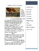 CLOZE READING ~ Battle of Fort Sumter
