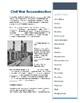 CLOZE Reading - Civil War Reconstruction #2