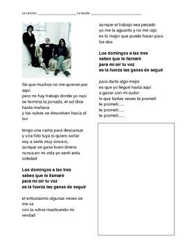 CLOZE SONG- A las tres// by Enanitos Verdes