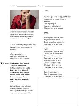 CLOZE SONG- Darte un beso// by Prince Royce