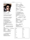 CLOZE SONG// La camisa negra by Juanes