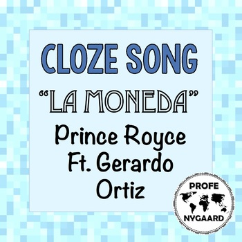 CLOZE SONG// La moneda by Prince Royce ft. Gerardo Ortiz