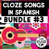 CLOZE SONG SAVINGS BUNDLE #3