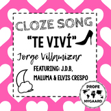 CLOZE SONG// Te viví by Jorge Villamizar featuring Elvis C