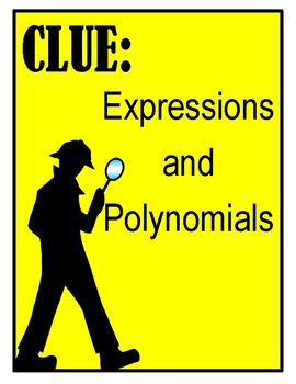 CLUE: Expressions and Polynomials