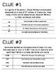 CLUE Review Activity