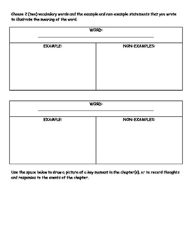 CLiff Notes Template