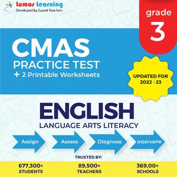 photograph regarding 3rd Grade Language Arts Assessment Printable named CMAS Educate Verify, Worksheets and Remedial Materials - 3rd Quality ELA Look at Prep