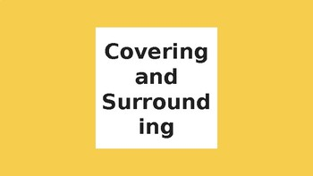 CMP Coverings and Surroundings