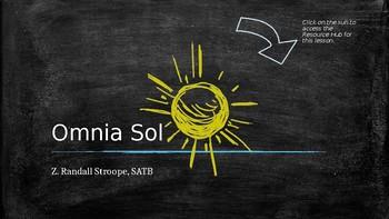 CMP Lesson Plan: Omnia Sol
