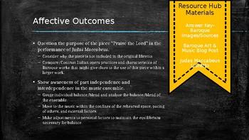 CMP Lesson Plan: Praise the Lord