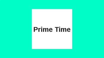 CMP- Prime Time Preview