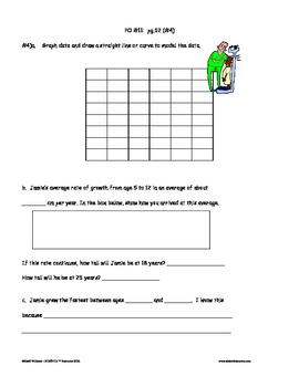 CMP - Thinking with Mathematical Models - ACE graphic organizers