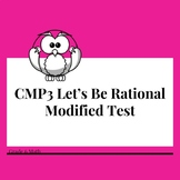 CMP3 Let's Be Rational Modified Test
