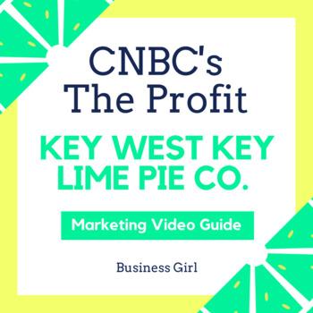 CNBC's The Profit-- Key West Key Lime Pie Co. (Marketing Video Guide)