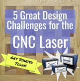 CNC Laser Instant Design Challenge Bundle