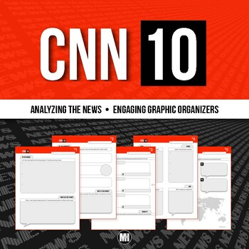 CNN 10: Current Events, News, Analysis, & Summaries (CNN Student News)