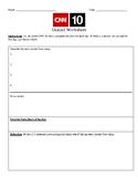 CNN 10 Guided Worksheet