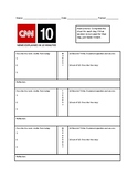 CNN 10 News Guide