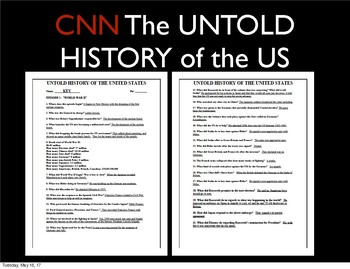 CNN Ep. 2 The Untold Story of the United States Roosevelt, Truman &  Wallace