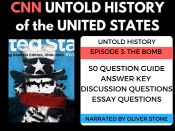CNN Ep. 3 The Untold Story of the United States The Bomb