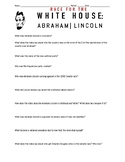 CNN Race for the White House   Abraham Lincoln Video Guided Questions WITH KEY!