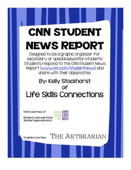 CNN Student News Report