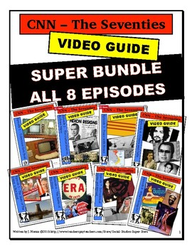 CNN The Seventies - Bundle - ALL 8 EPISODES