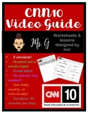 CNN10 Daily News Video Guide