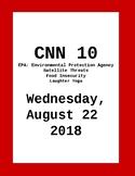 CNN10: Wednesday, August 22, 2018 - NO PREP!