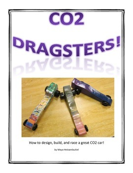 CO2 Dragster Project